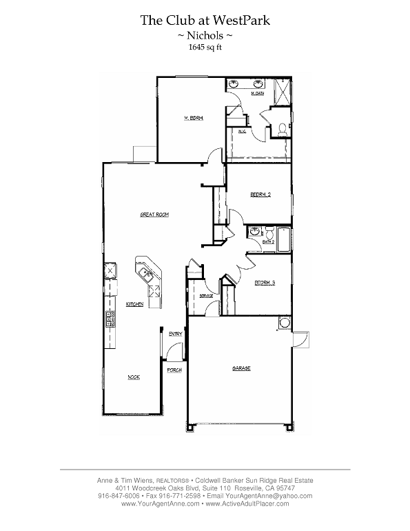 the club at westpark floor plans