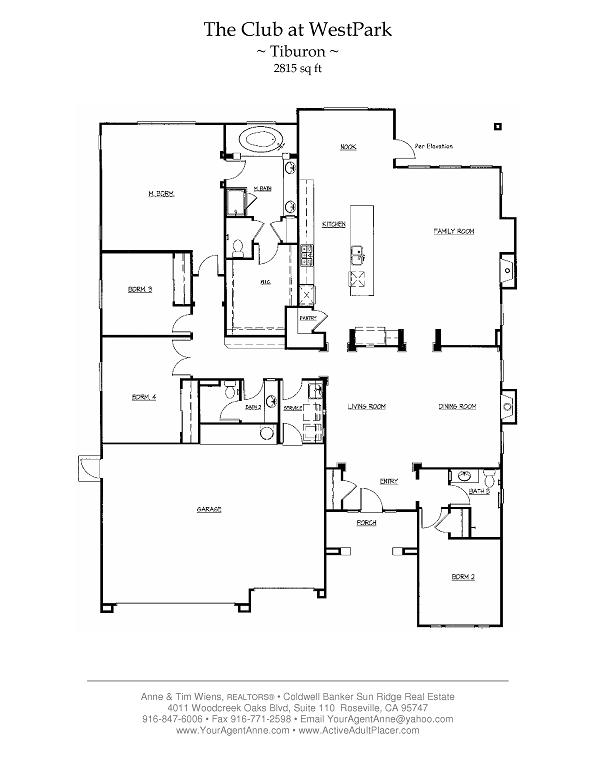 Del Webb House Plans Numberedtype